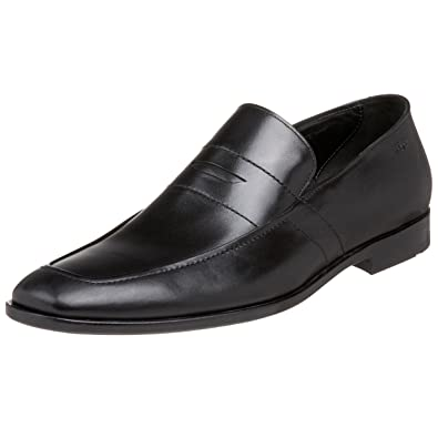 d6a2422ae46 Amazon.com  BOSS Black by Hugo Boss Men s Cile Stitched-On Penny ...