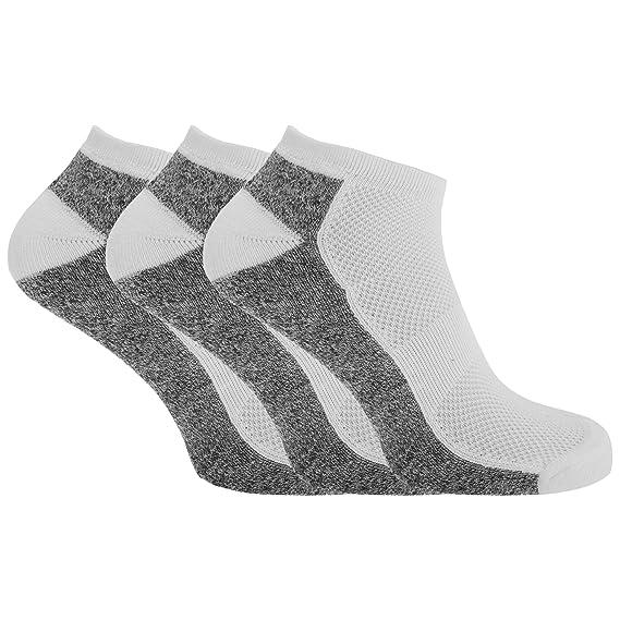 TAIPOVE 10 Pares Calcetines Cortos Hombre Calcetines Deportivos de Algodón Calcetines para Zapatillas Transpirable Resistente EU… N1w5Lb0z0