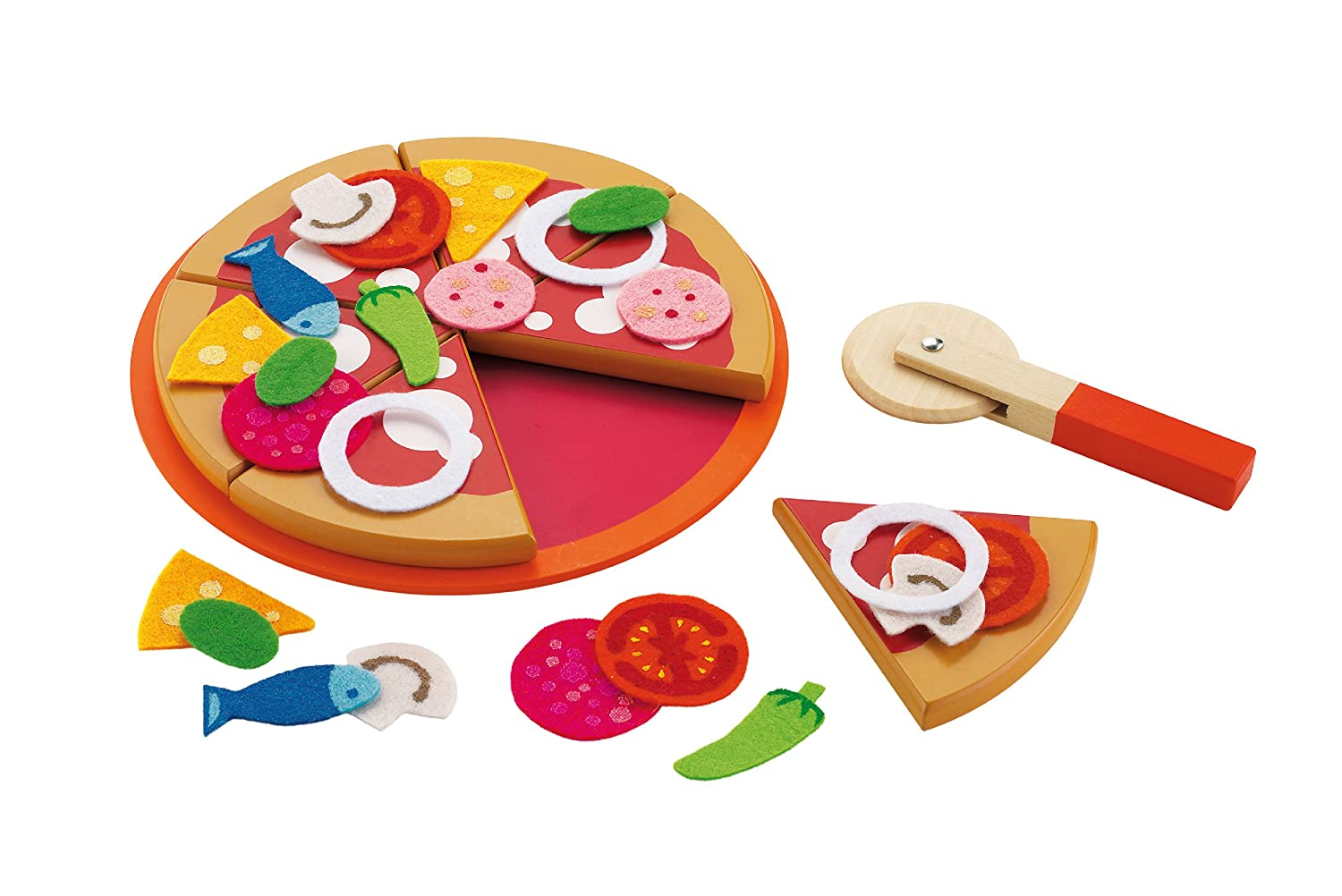 Sevi Set Pizza Sevi Kinderküche