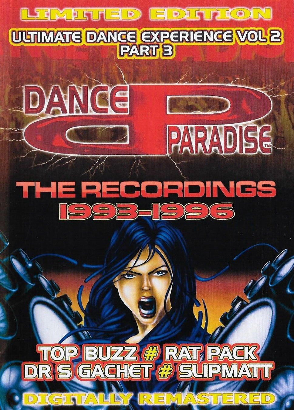 Dance Paradise - The Recordings 1993-1996 - CD Pack: DANCE PARADISE: Amazon.es: Música