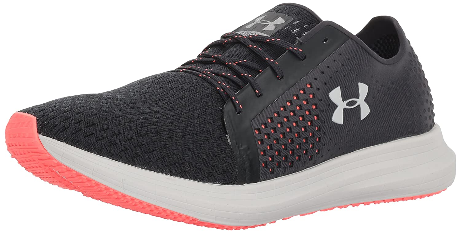 Under Armour Women's Sway Running Shoe B071L7F74F 5.5 M US|Anthracite (106)/Elemental