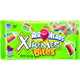 Airheads Xtremes Rainbow Berry Bites, 2 Ounce (Pack of 18)