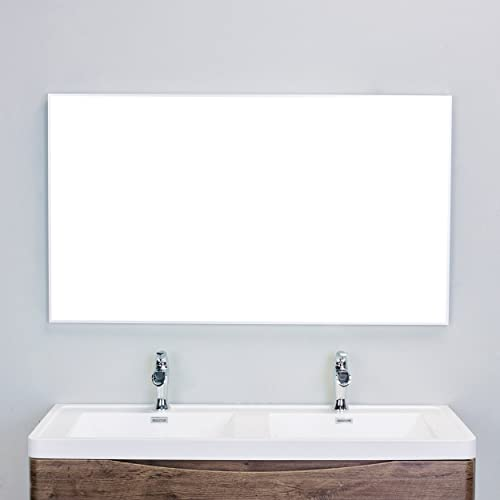 72 inch wall mirror sink vanity eviva sax 72 72 inch wall mounted bathroom vanity amazoncom