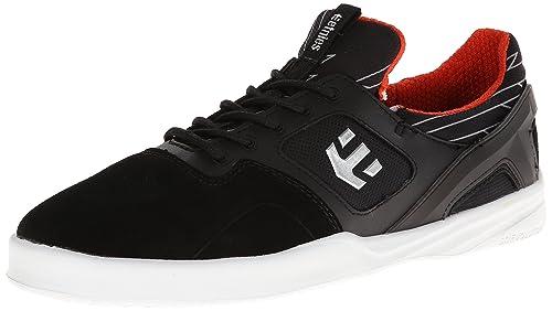 Etnies HIGHLIGHT - Zapatillas De Skate de cuero hombre, color negro, talla 42 EU (8 Herren UK)