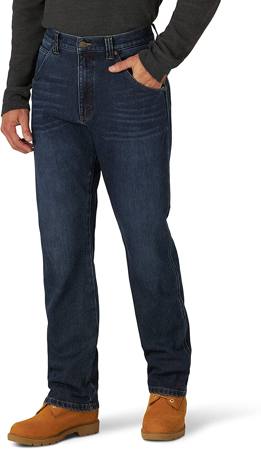 Wrangler Riggs Workwear Men's Outlet SALE Five Max 81% OFF Insulated Layer Pocket Single