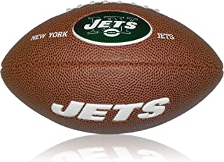 Wilson NFL Mini New York Jets Logo ballon de football américain