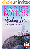Finding Love in Forgotten Cove: Small Town Romance (Island County Series Book 1)