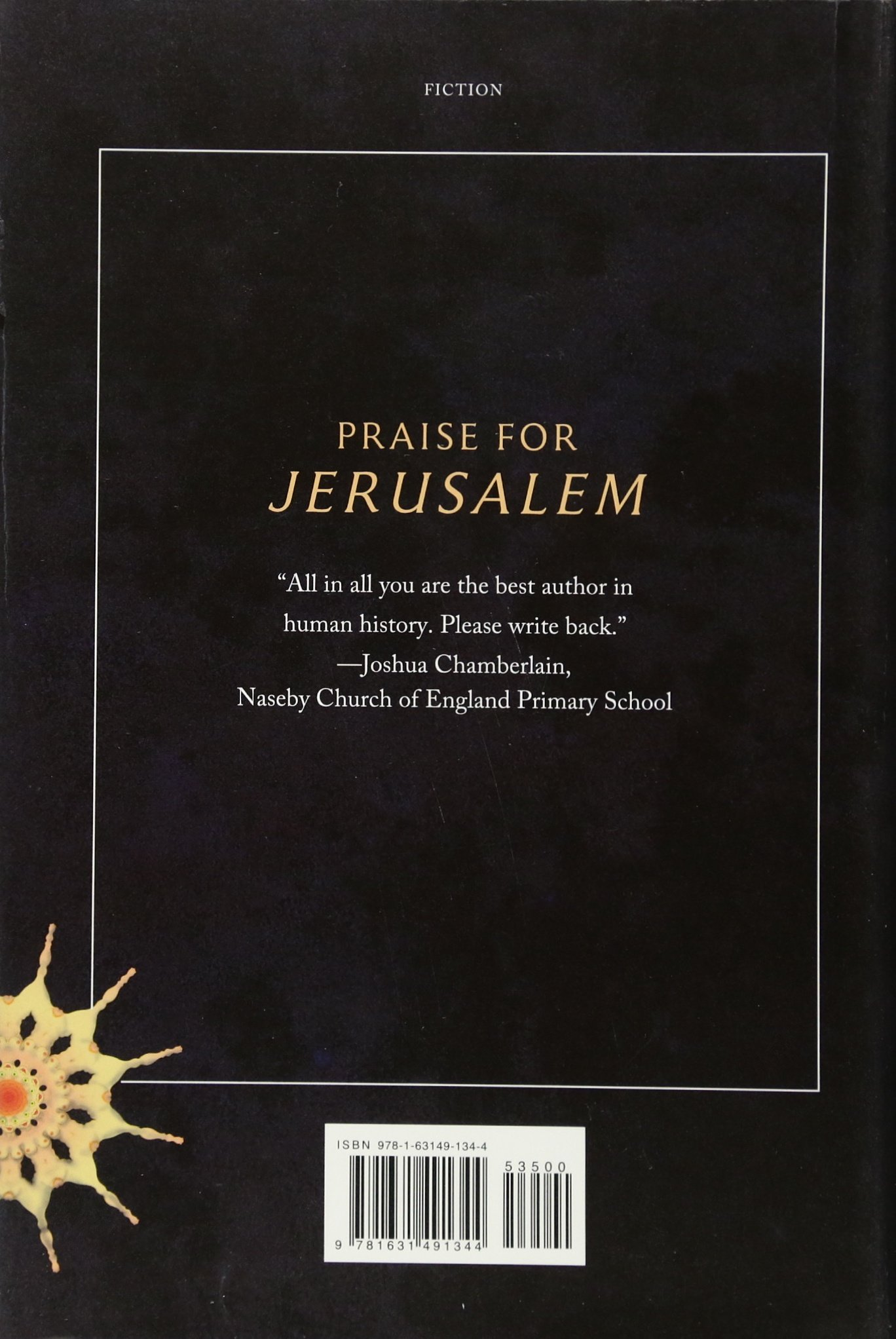 Jerusalem amazon alan moore 9781631491344 books fandeluxe Choice Image