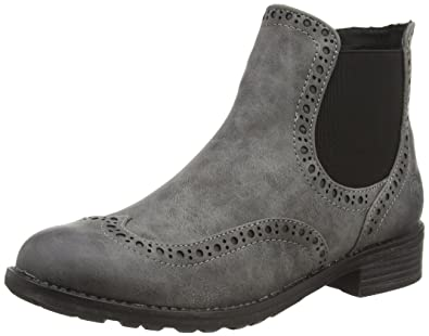 new style 3f7bc c090d MARCO TOZZI Women's 25318 Ankle Boots