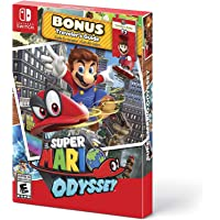 Super Mario Odyssey: Starter Pack - Standard Edition - Nintendo Switch