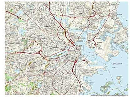 Amazon.com: Boston City Map 1000 Piece Jigsaw Puzzle: Toys & Games on city md map, city of redwood city map, city of lexington map, city of brooklyn map, city of wisconsin map, city of shanghai map, boston neighborhood map, city of germany map, city in boston map, city of arizona state, city of new york map, city of alabama map, boston city street map, boston tourist map, city of college park map, city of oak park map, city of oklahoma map, city of rice lake map, city of youngstown map, city of louisiana map,