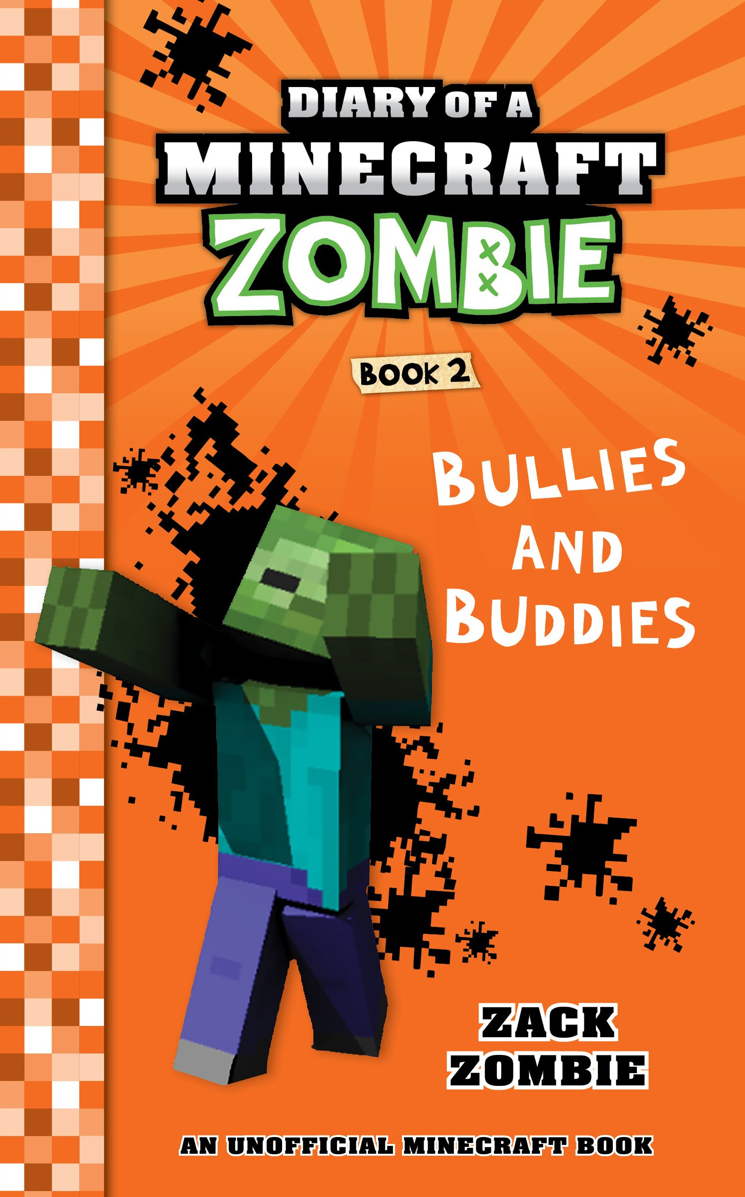 Minecraft Books: Diary of A Minecraft Zombie Book 2: Bullies and Buddies (An Unofficial Minecraft Book) (English Edition)