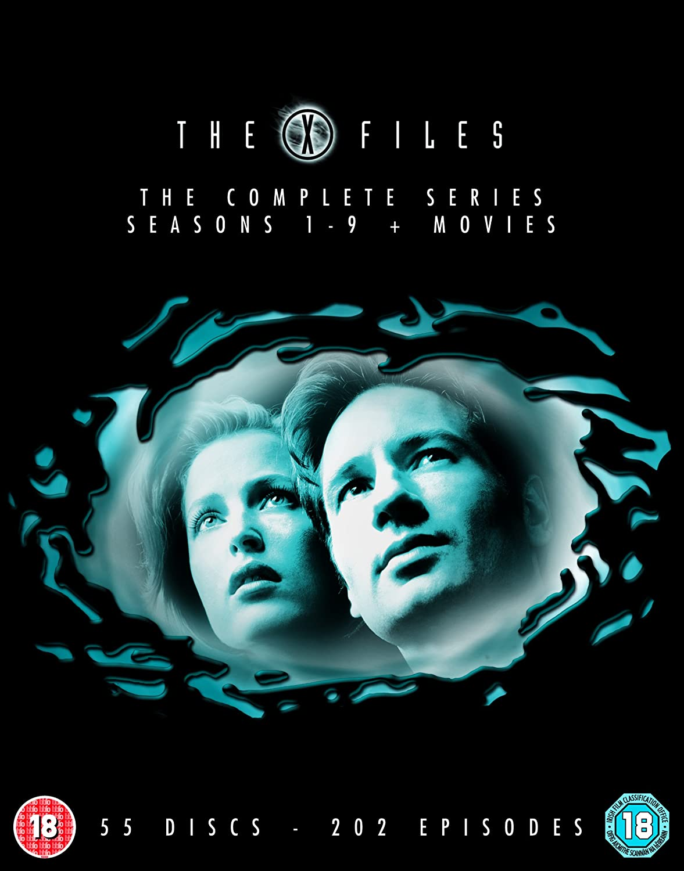 The X Files - Complete Season 1-9 [DVD]: Amazon co uk