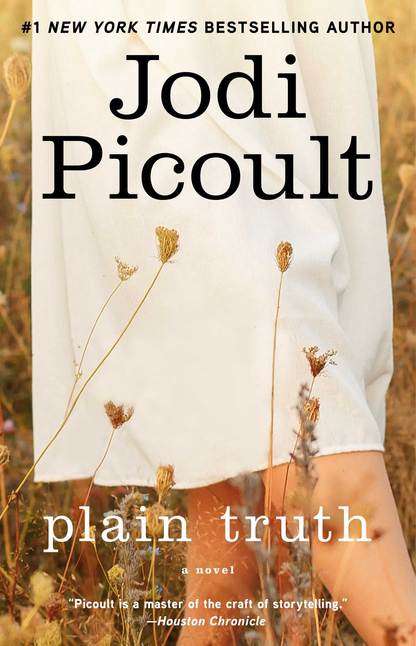 Plain Truth Packaging May Vary Picoult Jodi 9781416547815 Amazon Com Books