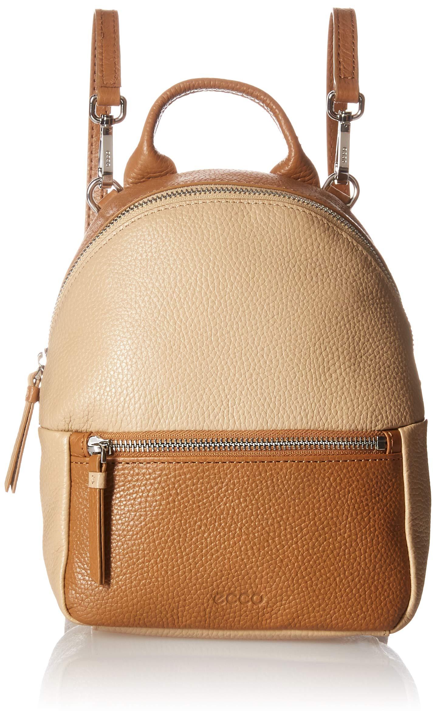ECCO SP 3 Mini Backpack,  Cashmere/Volluto, One Size