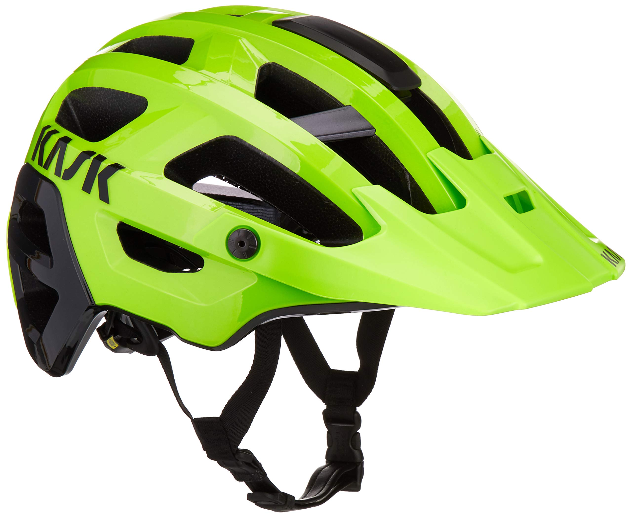 Kask Rex Helmet, Lime, Large by Kask
