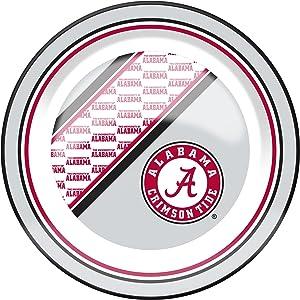 Duck House NCAA Alabama Crimson Tide Melamine Dinner Plate