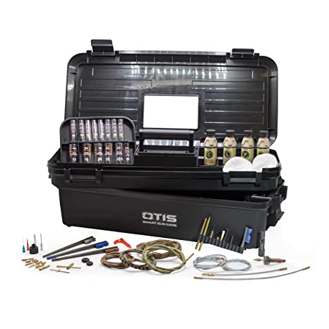 Otis All Caliber Elite Range Box With Universal Gun Cleaning Gear by Otis Technology