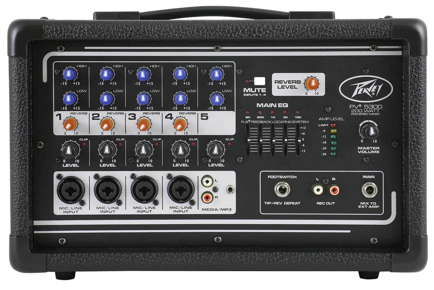 Peavey PV5300 Powered Mixer by Peavey (Image #1)