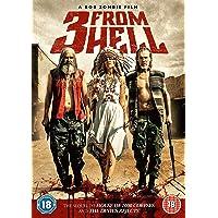 3 From Hell [Edizione: Regno Unito] [DVD]