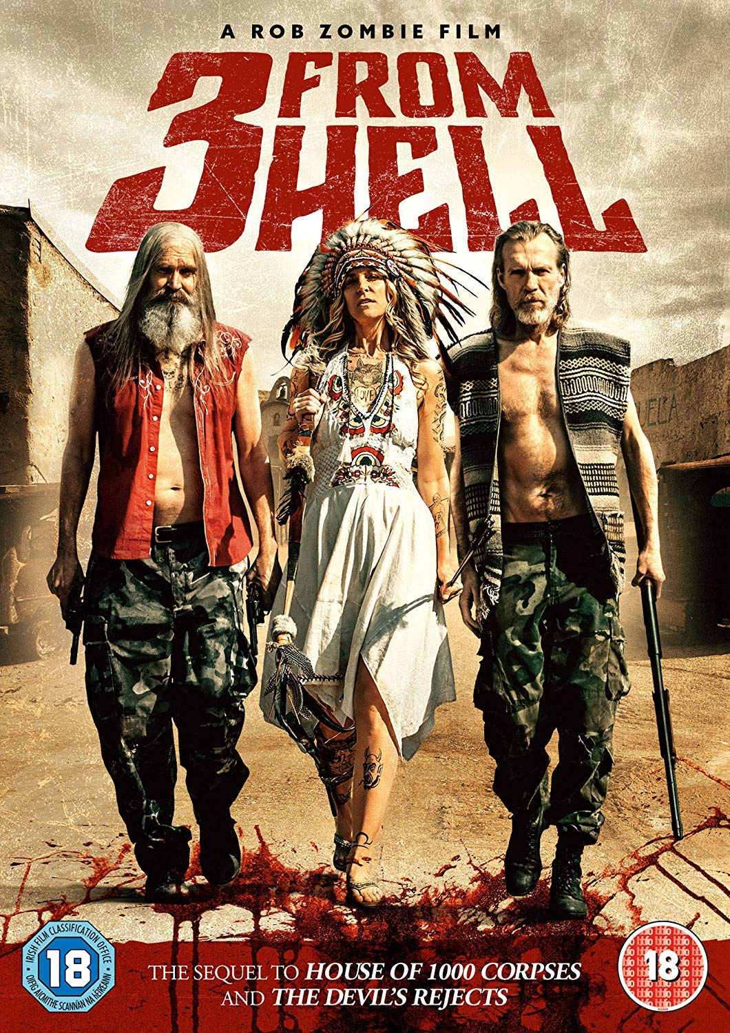 Amazon Com 3 From Hell Dvd 2019 Movies Tv