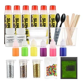 owlph make your own slime diy slime kit slime kit included slime