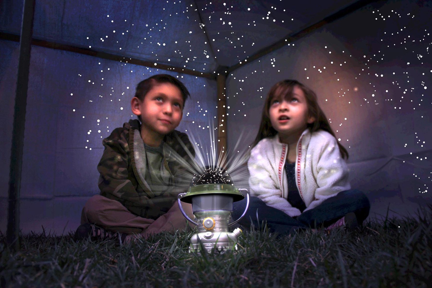 Uncle Milton - National Geographic - Starry Night Lantern by Uncle Milton (Image #3)