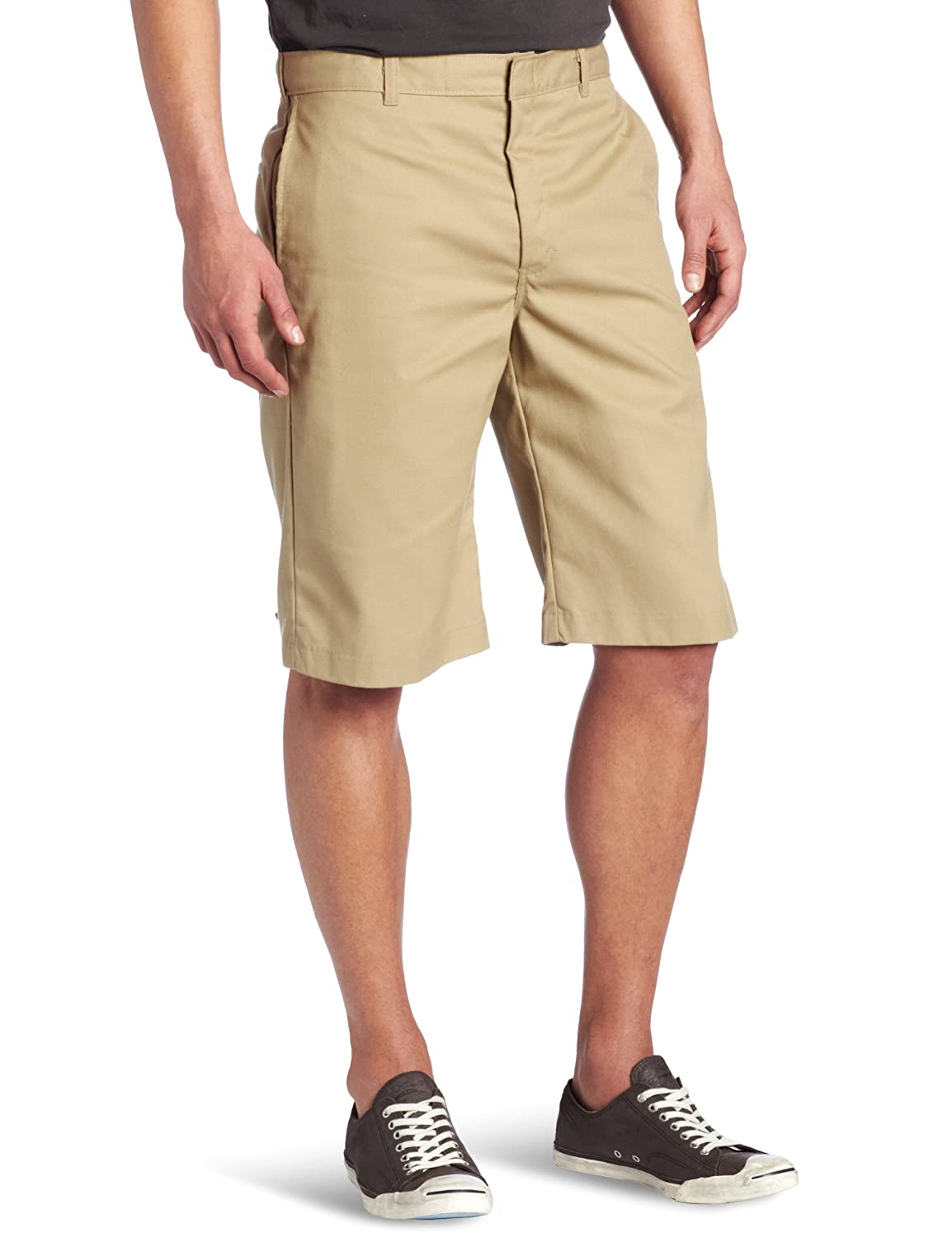 Dickies Young Men's Flat-Front Short Williamson Dickie Mfg Co. 27282