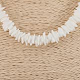 BlueRica Puka Chip Shell Beads Necklace
