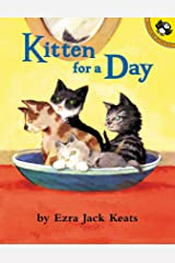 Kitten for a Day (Picture Puffins) Kindle Edition