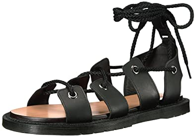Black 'Jasmine' flat sandals outlet exclusive outlet amazon sale very cheap YrPIR1Z