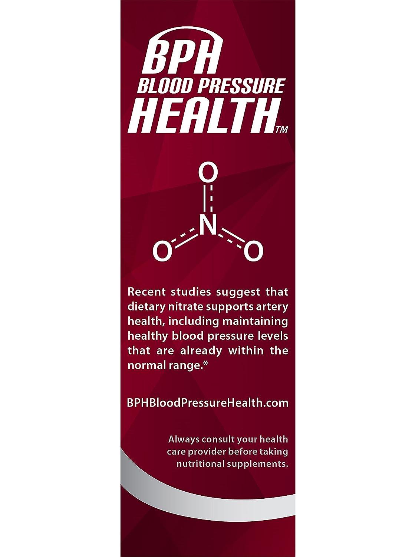 Amazon Bph Blood Pressure Health Caplets 60 Count Health