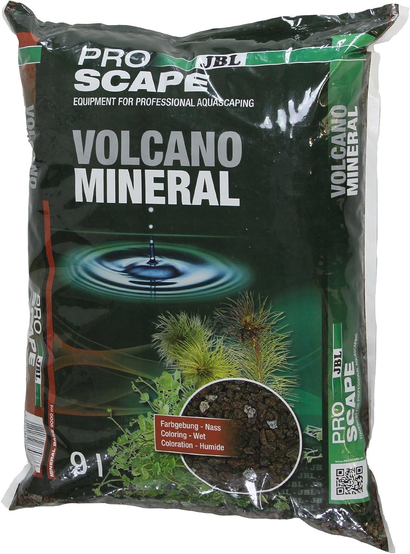 Novopet Proscape Volcano Mineral 9 L, Negro, 0 cm
