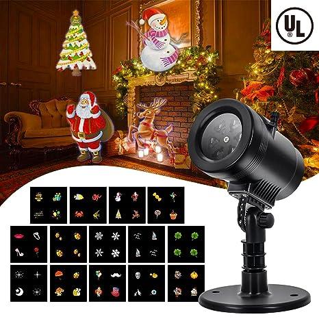 Proyector de luces de interior para fiestas, lámpara de proyección ...