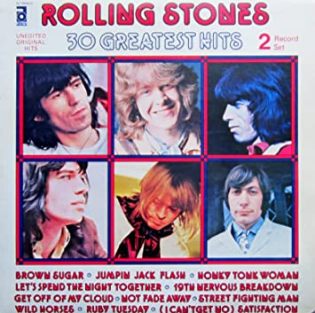 Rolling Stones, The - 30 Greatest Hits - ABKCO Records - NL 03042(2)