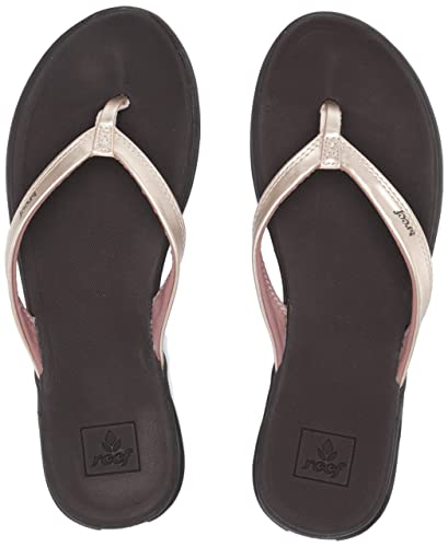 8deaafa91530 Reef Girls  Rover Catch Flip Flops  Amazon.co.uk  Shoes   Bags