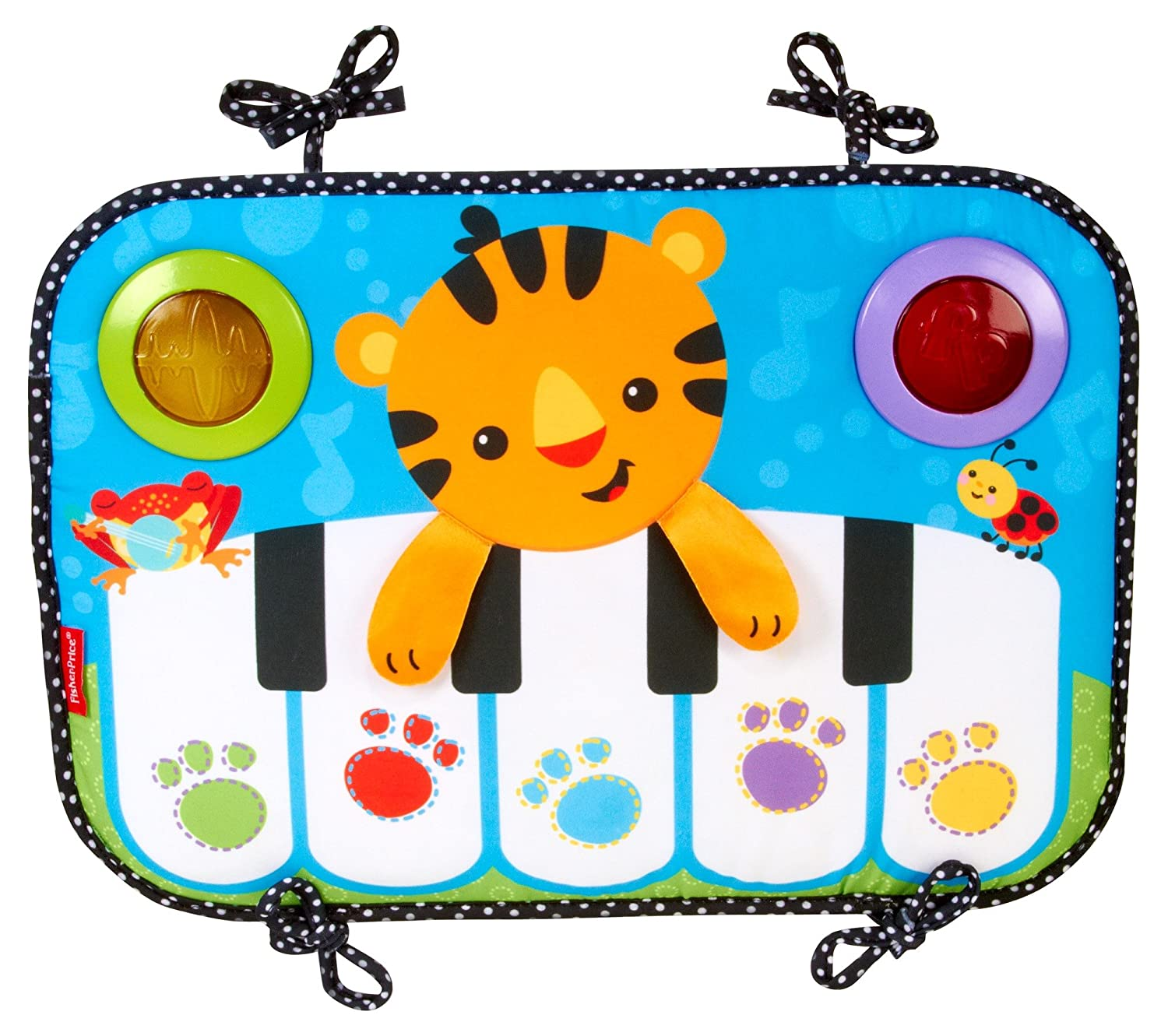 Fisher Price Piano pataditas Mattel CCW