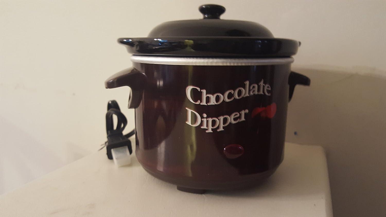 Chcocolate Dipper Electric Chocolate Fondue pot