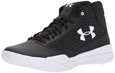 eef15a037f96c6 Under Armour Women s UA Jet 2017 Black White White 9.5 ...