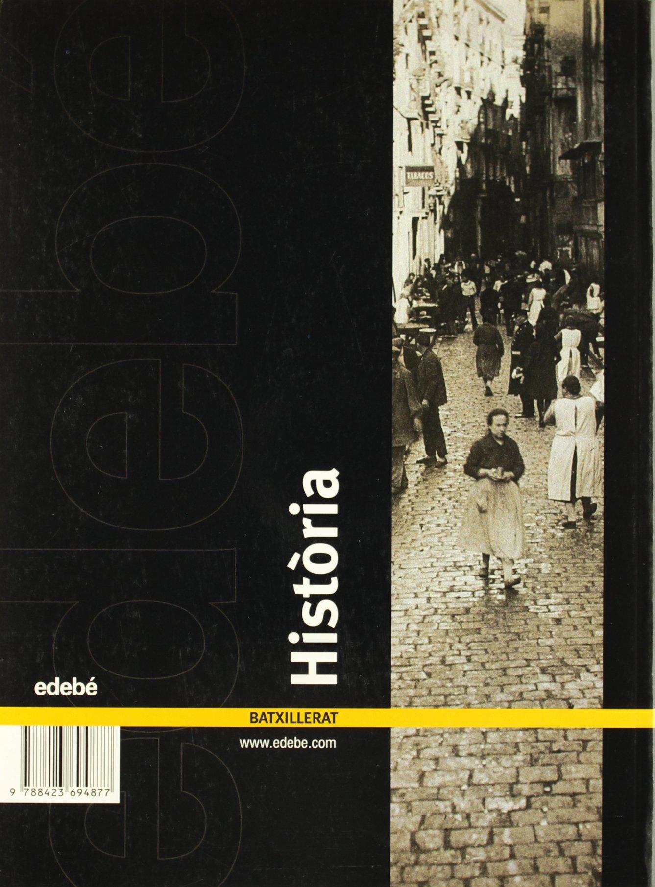 Història - 9788423694877: Amazon.es: Edebé, Obra Colectiva: Libros