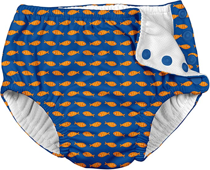 by green sprouts Boys Swim Diaper i play