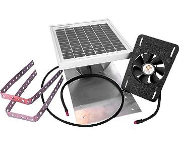 Solar metal ridgeblaster - Rejillas de ventilación ventilador de ...