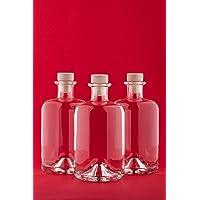 Botellas vacías de farmacia Slkfactory de 500 ml