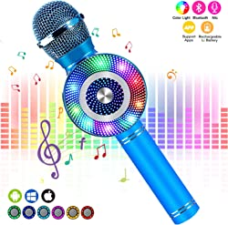 Top 15 Best Kids Microphone (2020 Reviews & Buying Guide) 11