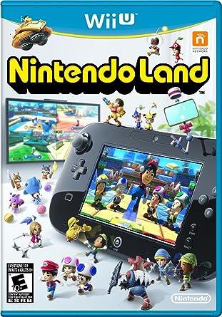 Nintendo Land - Juego: Amazon.es: Videojuegos