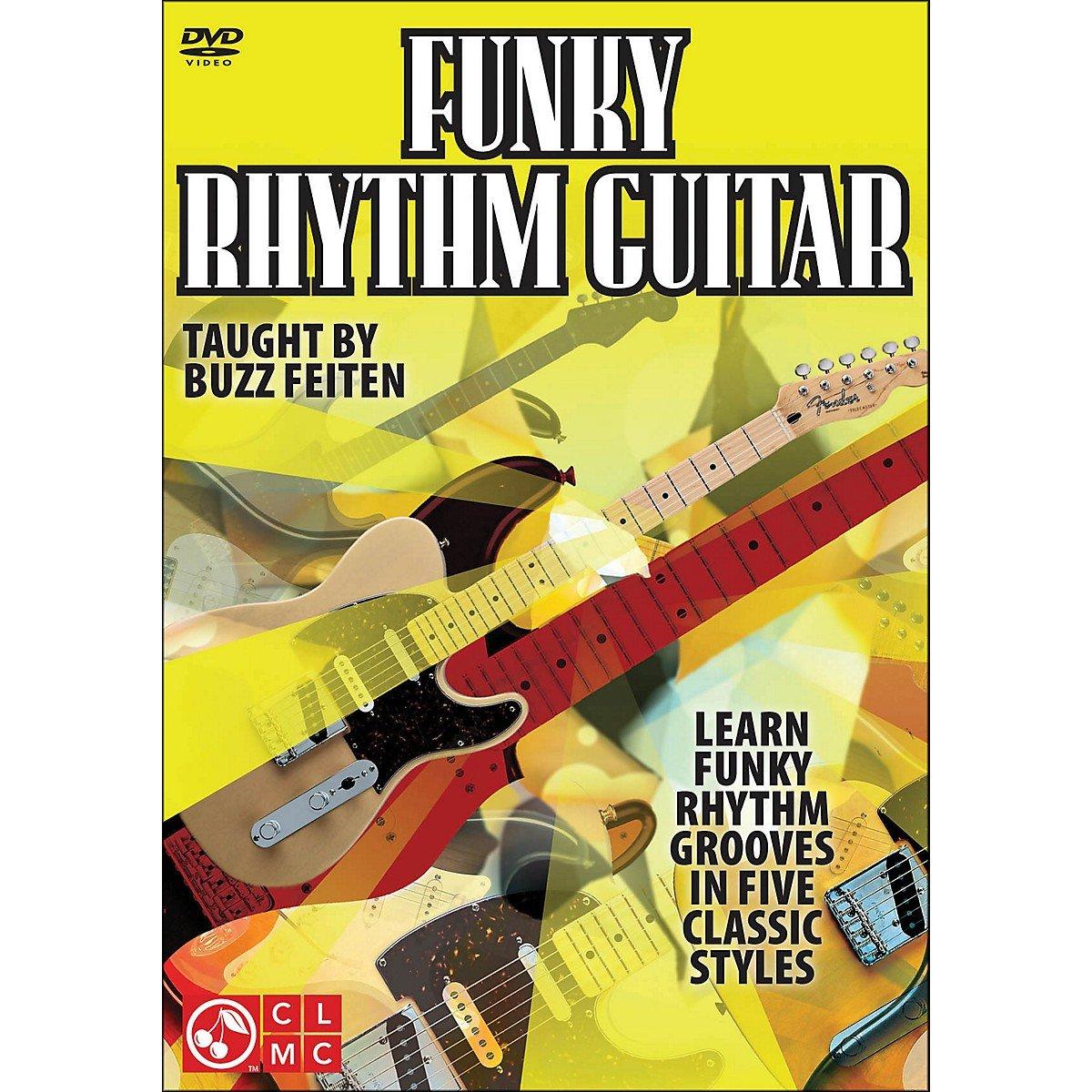 DVD : Buzz Feiten - Funky Rhythm Guitar (DVD)