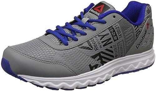 size 40 3c5c3 e3938 Reebok Men s Run Voyager Grey Running Shoes - 7 UK India (40.5 EU)