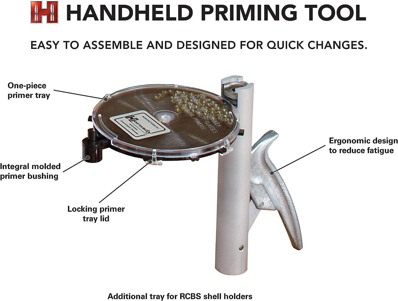 Lee 90230 Auto Prime Priming Tool 1 Pistol//Rifle Handheld
