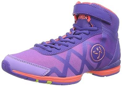 Amazon zumba women s flex ii remix high dance shoe ballet