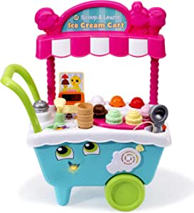 LeapFrog 80-600700 Scoop & Learn Ice Cream Cart